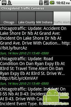 芝加哥交通摄像头