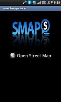 智能手机地图软件