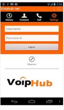 voiphub.net - 廉价的VoIP...