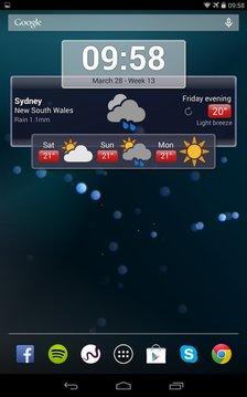 Weather天气