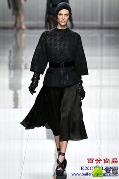 Dior 2012 秋冬时装发布会图集