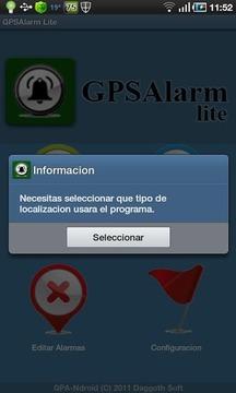 GPSAlarm Lite