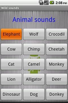 wild sounds