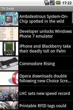 每日科技新闻