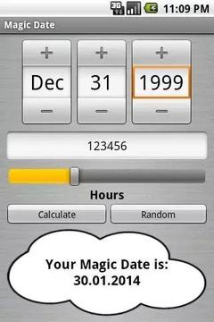 Magic Date