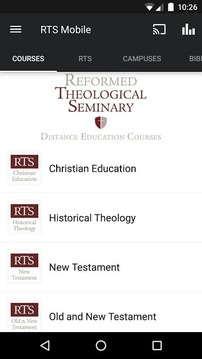 Reformed Theological Seminary