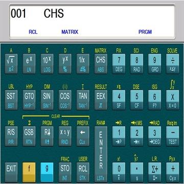 15C科学计算器