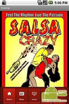 Salsa舞