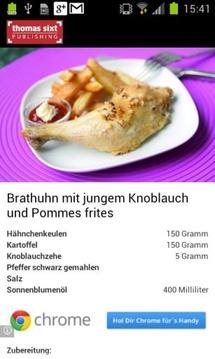 55 Huhn und Hähnchen gratis