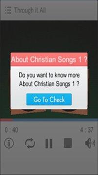 Christian Songs 1