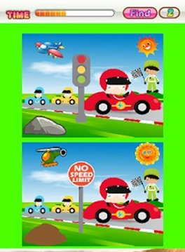 Vehicle Toddler Games