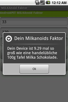 Milkanoid Faktor