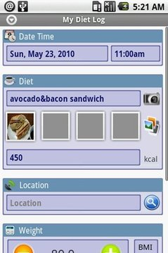 DietLog Free
