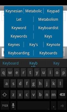 ICS Keyboard