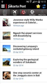Jakarta Post Mobile