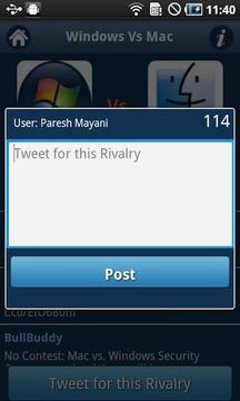 TwitRivals
