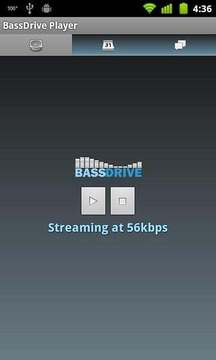 BassDrive Player