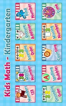 Kids Math-KinderGarten