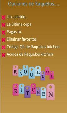 Raquelos kitchen