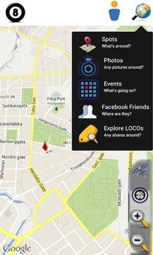 LOCO8 - Reclaim your Location