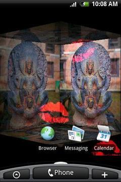 3D Vishnu