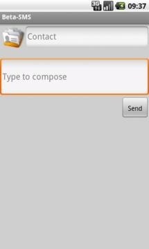 Beta-SMS