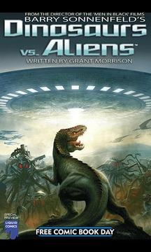 Dinosaurs vs Aliens FCBD