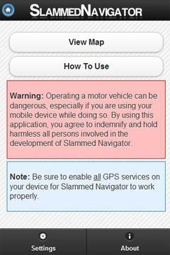 Slammed Navigator