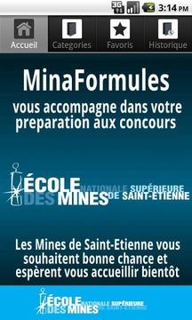 MinaFormules