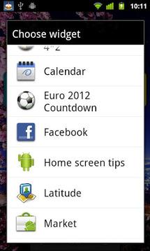Euro 2012 Countdown