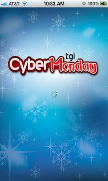 TGI Cyber Monday
