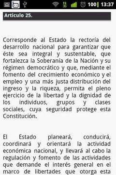 Constitucion de Bolsillo