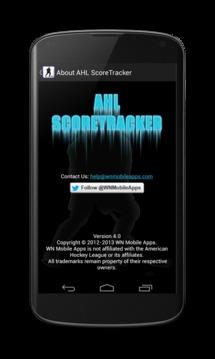 AHL ScoreTracker - Free