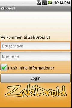ZabDroid