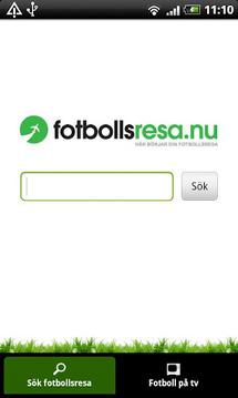 fotbollsresor