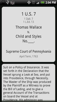 US Supreme Court Cases
