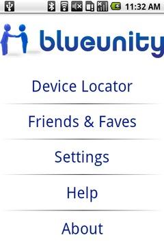 BlueUnity Locator