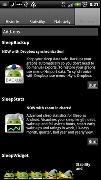 SleepCloud备份