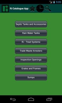 Ri Catalogue App