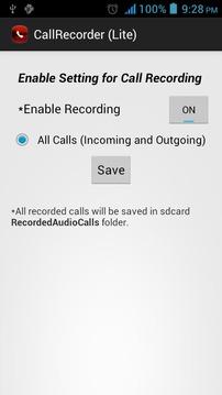 Call Recorder (Lite)