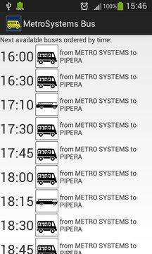Metro Systems Shuttle Bu...