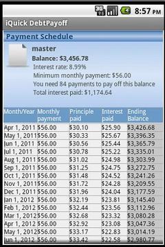 iQuick Mortgage Calc