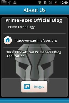 PrimeFaces Blog