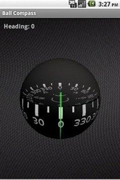 Ball Compass 3D