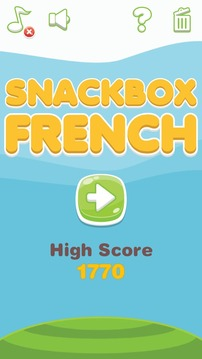 French Learning Game