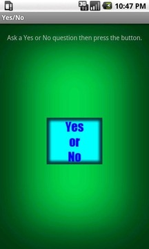 Yes/No