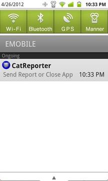 CatReporter