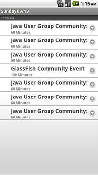 JavaOne大会/甲骨文开发社区