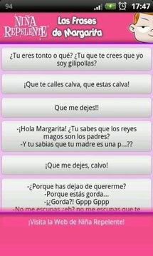Las Frases de Margarita