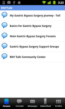 Gastric Bypass Surgery Support